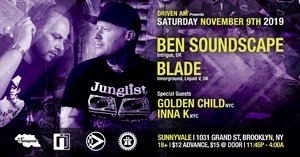 Ben Soundscape & Blade by Driven AM