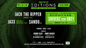 Switch! Editions - JumpUp vs. Riddim photo
