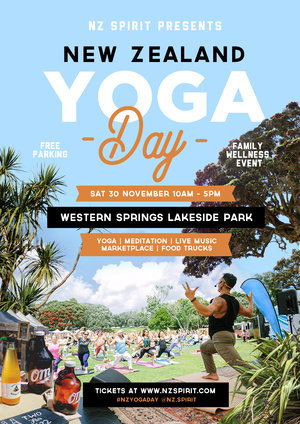NZ Yoga Day 2019