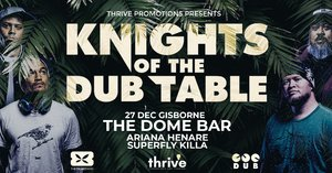 Knights of the DUB Table | Gisborne