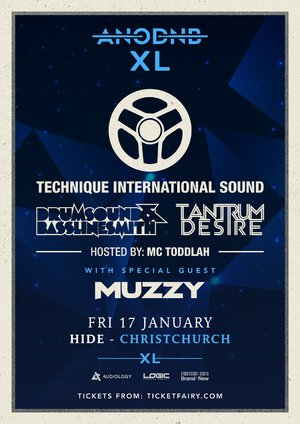 A Night of Drum & Bass XL - Christchurch
